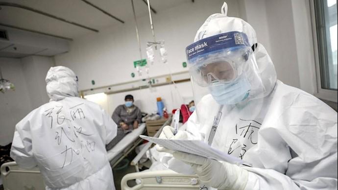 آمار قربانیان ناشی از ابتلا به ویروس