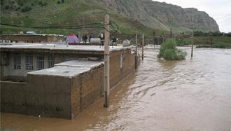 سیل در ایران - خرم آباد