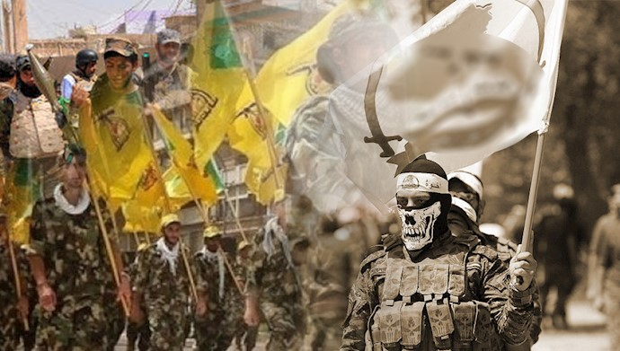 شبه نظامیان رژیم ایران در منطقه