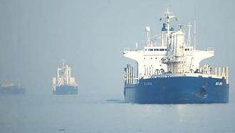 افشای حیله رژیم ایران برای قاچاق نفت از بنادر عراق
