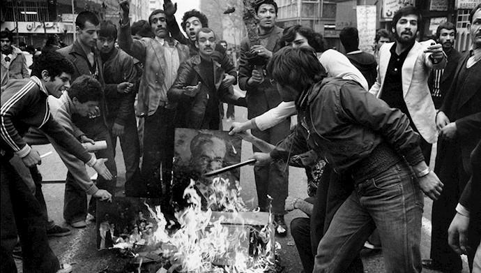 انقلاب ضدسلطنتی ۵۷