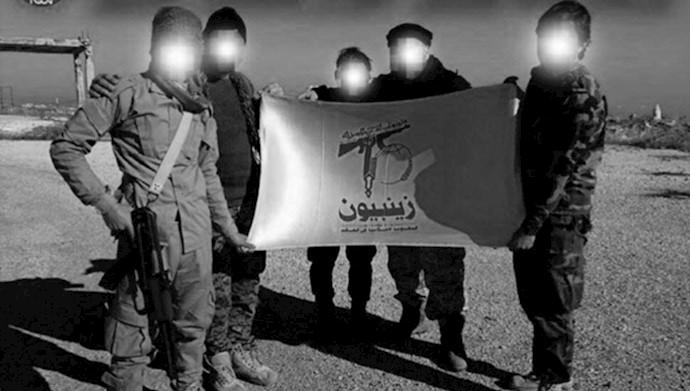 دستگیری یک تروریست گروه شبه نظامی زینبیون در پاکستان