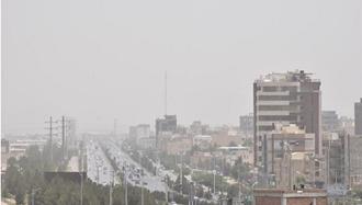 آلودگی هوای کرمان- آرشیو