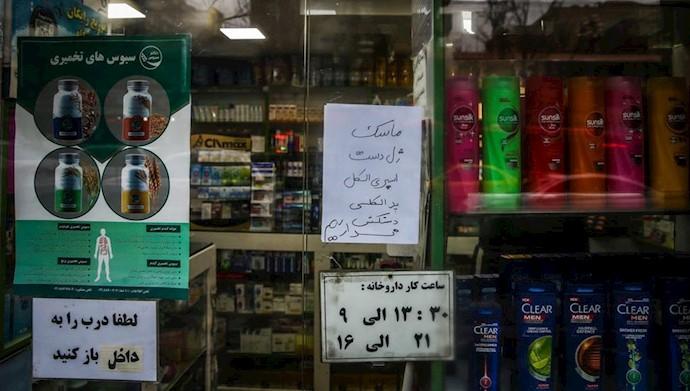 احتکار ماسک و مواد ضدعفونی توسط سپاه پاسداران و ارگانهای حکومتی