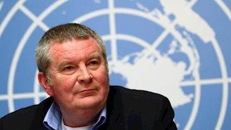 مایکل راین مدیر اجرایی بهداشت جهانی
