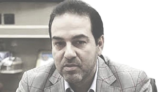 علیرضا رئیسی معاون وزیر بهداشت رژیم
