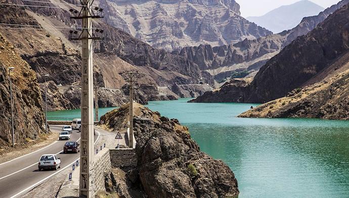 کوههای البرز مرکزی