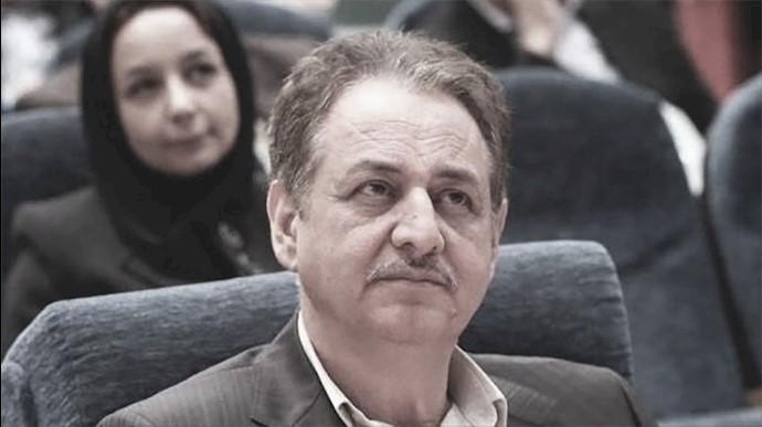 مسعود مردانی، عضو کمیته کشوری کرونا - روزانه ۱۰۰ تا ۱۵۰ مرگ و میر داریم