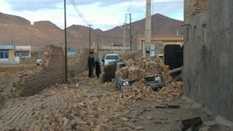 تصویری از زلزلههای قبلی در شهر کرمان