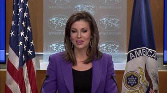 سخنگوی وزارت خارجه آمریکا(مورگان اورتگاس)