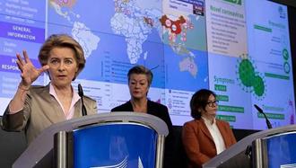 اروپا مرزهای خود را به روی غیراروپاییان به مدت ۳۰روز می بندد