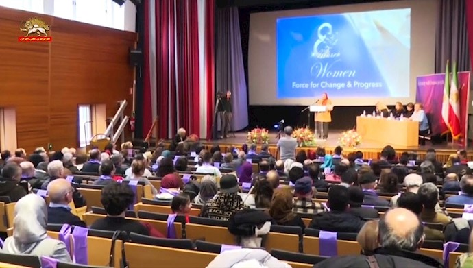 کنفرانس زنان نیروی تغییر