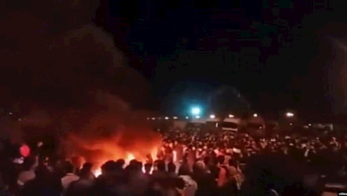 خیزش و مقاومت مردم ایران