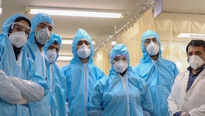 ابتلای شماری از پزشکان و پرستار گلستانی