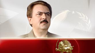 مسعود رجوی - رهبر مقاومت ایران