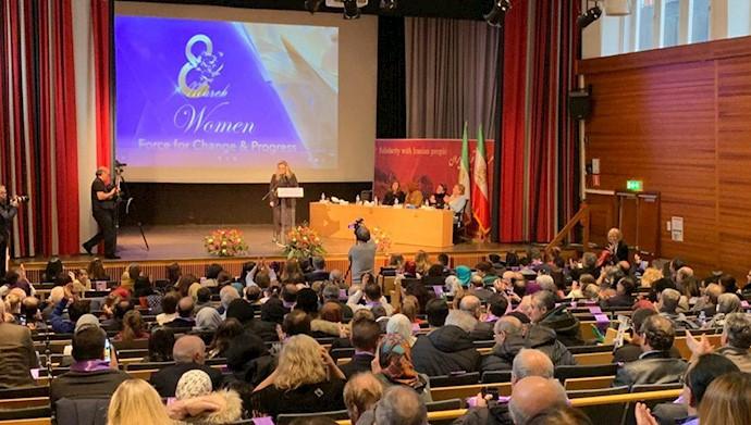 کنفرانس بینالمللی زنان نیروی تغییر در سوئد