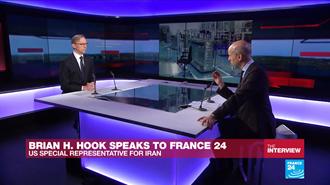 برایان هوک - مصاحبه با تلویزیون فرانس ۲۴