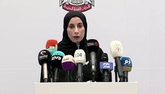 فریده الحوسنی سخنگوی بهداشت امارات