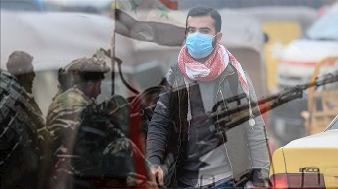 تهدید انتقال ویروس کرونا از ایران به سوریه