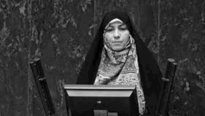 ناهید تاجالدین عضو مجلس ارتجاع