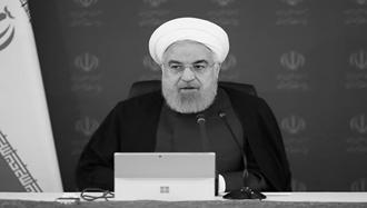 آخوند روحانی در جلسه ستاد حکومتی مبارزه با کرونا