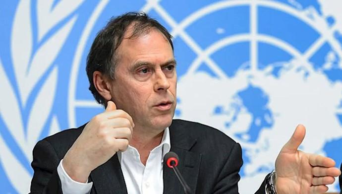 روپرت کولویلهسخنگوی کمیسر عالی حقوقبشر سازمان ملل