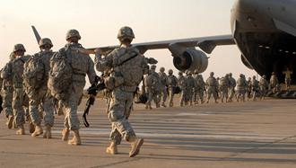 تخلیه پایگاه کیو در عراق