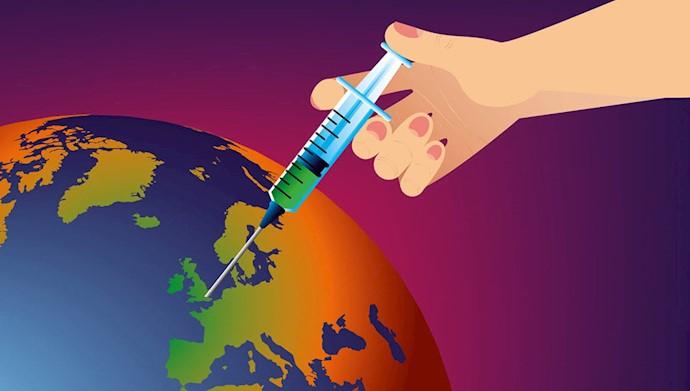 کرونا ویروس در جهان