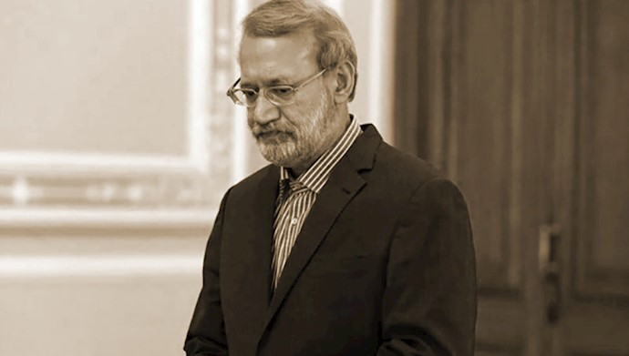 پاسدار علی لاریجانی