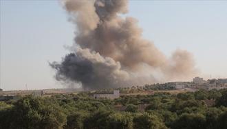 حمله هوایی به سوریه - آرشیو