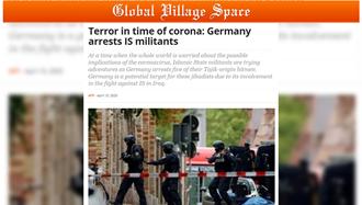 دستگیری ۵تروریست داعش در آلمان