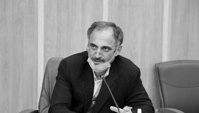 محمدحسین قربانی نماینده تام الاختیار وزارت بهداشت رژیم در گیلان
