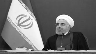 آخوند روحانی رئیس جمهور رژیم