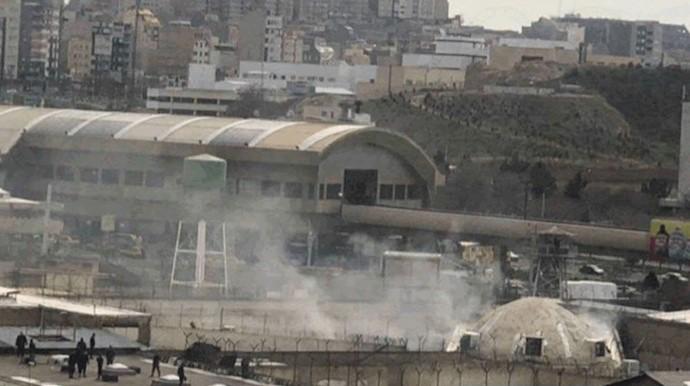 شورش متهوارانه زندانیان در تبریز