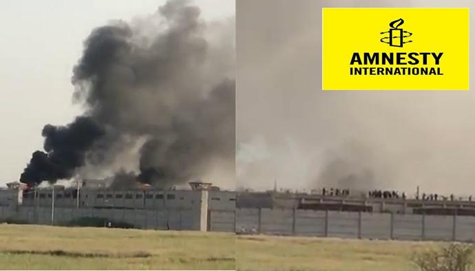 شورش در زندان شیبان اهواز