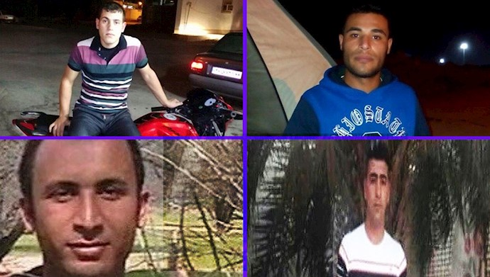 زندانیان کشته شده در زندان سپیدار