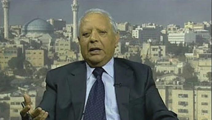صالح القلاب وزیر پیشین فرهنگ اردن
