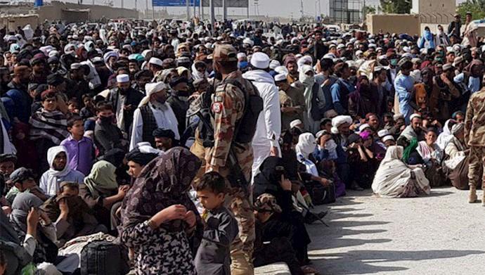 صدها هزار شهروند افغان که از ایران بازگشتهاند