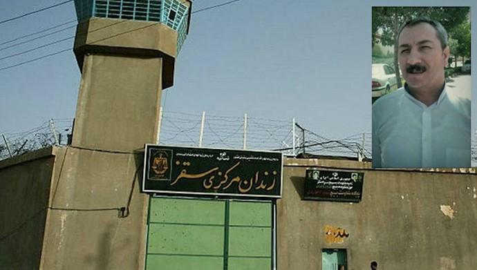 اعدام زندانی شورشی مصطفی سلیمی در سقز