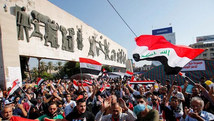 قیام کنندگان عراق