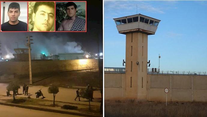 زندان تهران بزرگ و زندان سپیدار اهواز