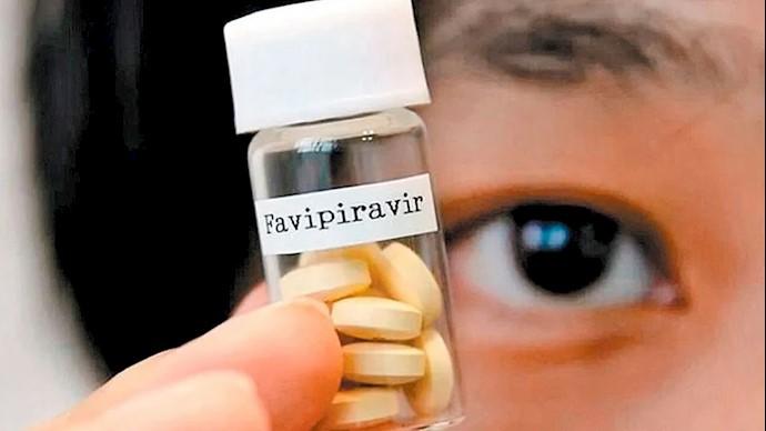 داروی فاویپیراویر ژاپنی