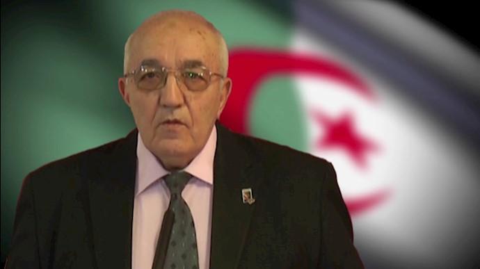 درگذشت مجاهد الجزایری عمار حدو، یار دیرین مجاهدین و مقاومت ایران