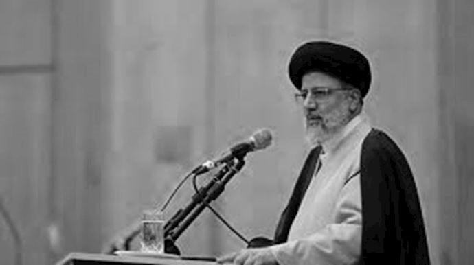 سر دژخیم قوه قضائیه رژیم آخوند جلاد رئیسی