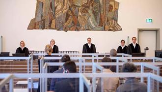 آغاز محاکمه دو تن از شکنجه گران رژیم جنایتکار اسد در آلمان