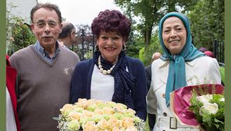 درگذشت خانم ماری لورت گیو حامی پرتلاش مقاومت ایران