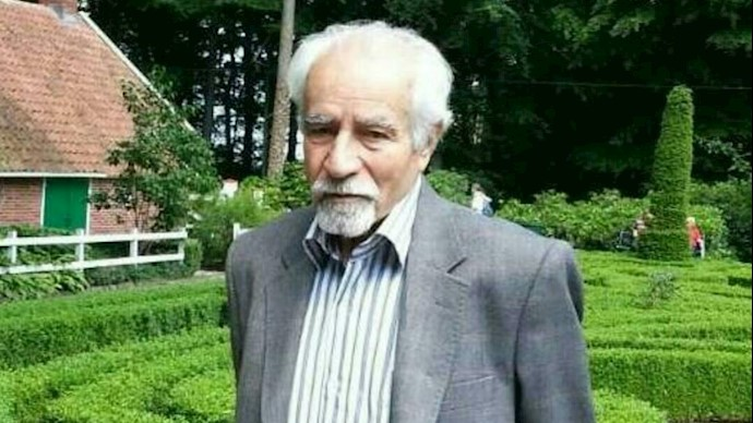 پدر اشرفنشان محمدرضا سعیدپور
