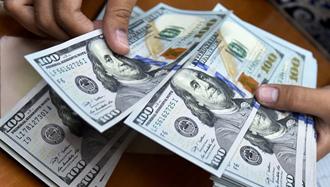 دلار آمریکا - عکس از آرشیو