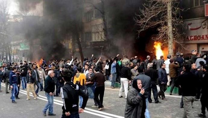 اعتراضات آبان ماه ۹۸