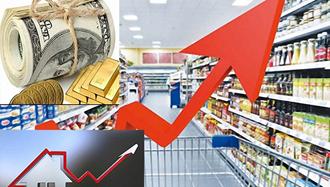 صعود روند قیمت ها